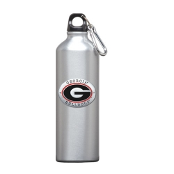 "University of Georgia ""G"" Water Bottle - Enameled"
