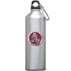"ASU ""Sparky"" Water Bottle - Enameled"