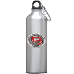 Western Kentucky University Water Bottle - Enameled