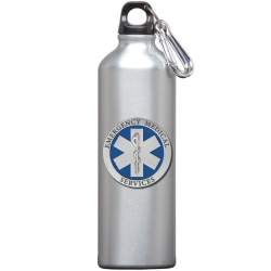EMS Water Bottle - Enameled