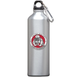 "Marine Corps ""Bulldogs"" Water Bottle - Enameled"