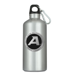 "Army ""Black Knight's"" Water Bottle - Enameled"