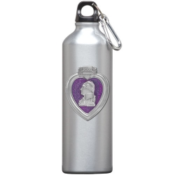 POW MIA Water Bottle - Enameled