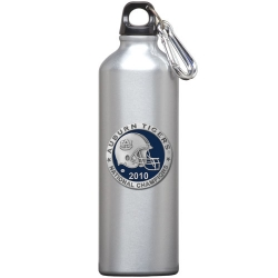 2010 BCS National Champions Alabama Crimson Tide Water Bottle  - Enameled