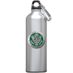 Army Water Bottle - Enameled